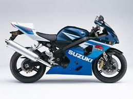SUZUKI GSXR 600 2004-2005